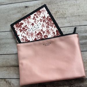 🍒🍒Gucci Bloom Makeup Bag